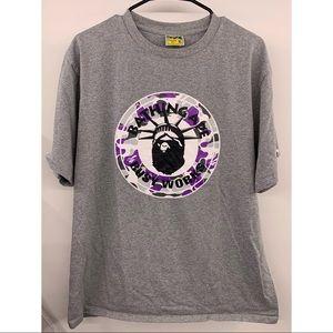 Bape NYC shirt XL